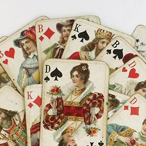 Толкование 36 карт - Карточные гадания - Гадания - Все материалы - • ZonaTigra •